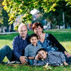 Kušnier Family