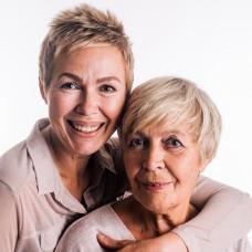 Janka & mamina