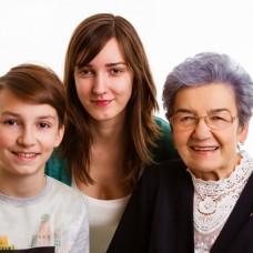Family Blazekova